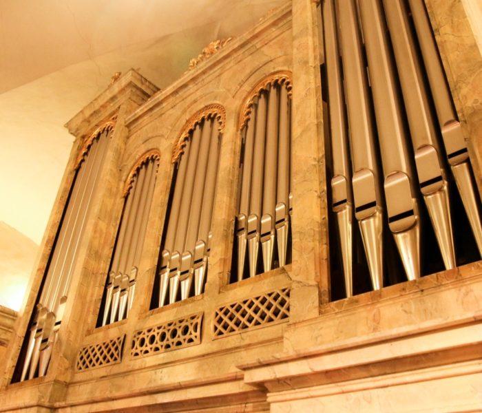 Die Weineck-Orgel – Der Klang des Himmels und des Schlachtfelds