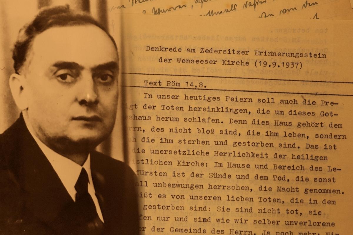 Eine Denkrede gegen den Nationalsozialismus?